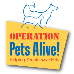 Operation Pets Alive Logo