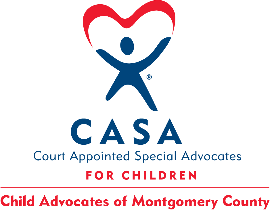 Logo CASA Child Advocates of Montgomery County, Inc.