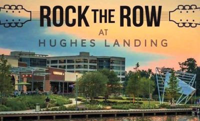 Rock The Row Hughes Landing The Woodlands