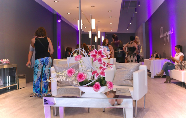 Blo The Woodlands at their NEW Hughes Landing location.