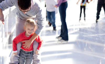 The Woodlands Ice Rink Opens In New Facility