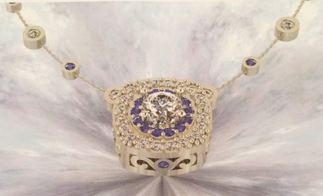Henri Paul Jewelers The Woodlands Necklace