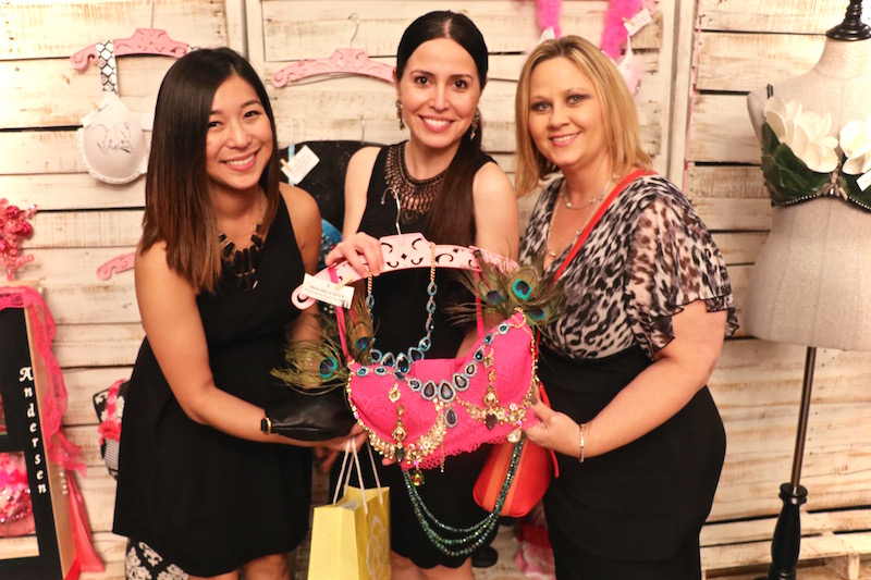 Bra Art Competition Raises Funds For Cancer