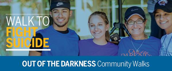 out of the darkness walk 2016