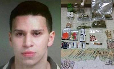 Drug Bust Arrest January 21 2017