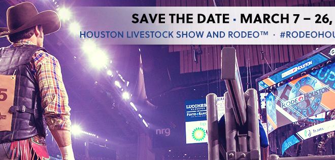 rodeohouston 2017 concert dates