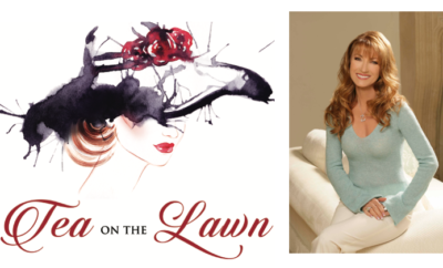 """Award-winning actress Jane Seymour will be guest speaker at """"Tea on the Lawn"""" benefiting New Danville on April 28"""