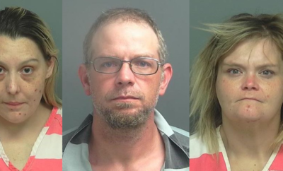Narcotics Arrest in Spring Texas Release February 2017