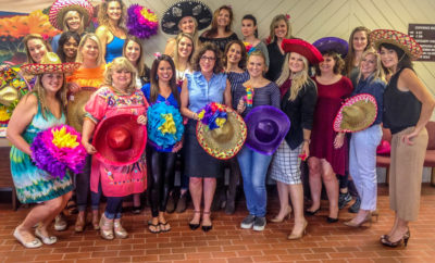 """Montgomery County Youth Services (MCYS) invites all ladies to attend their 19th Annual Ladies Night Out event. This year's theme is """"Fiesta For A Cause"""". The event is set for Friday, May 5th, 2017 from 7:00 to 11 p.m. at The Woodlands Waterway Marriott. This Year's Ladies Night Out Committee, led by Co-Chairs Kashay Mendes and Erin McDowell have created a """"Fiesta"""" theme including sponsorships such as """"Reina"""", """"Caliente"""" and """"Sombrero"""". This ladies-only evening features music from DJ, Damon Pampolina, a fun photo booth, silent auction, and a luxury jewelry raffle sponsored by IW Marks Jewelers and contests. All proceeds benefit MCYS. The Silent auction items will feature items that have been donated by Elaine Turner, Kendra Scott, Truluck's Seafood, Steak, and Crab House, and many more. """"We are so honored to celebrate our 19th year of Ladies Night Out. The Ladies look forward to the different theme each year, and it gives them an opportunity to give back to the children of Montgomery County, while having fun."""" said Michelle O'Rourke, Chief Development Officer for MCYS. """"This year's Fiesta theme encourages a lot of imagination from attendees as to the costumes they will wear"""". Tickets are now available for purchase. Individual seated tickets for $200, dinner is included. Table prices start at $2000 and go up to $5000, all tables seat 10 and are available online at www.youthmc.org. Current sponsors include: IW Marks Jewelers, STI, PR Luxury Media, WoodForest National Bank, Gold's Gym, Mirage Custom Pools, Royal Gunite, Vaquero Pipeline, Friends of MCYS, US Congressman Kevin Brady, GTIN Managed IT Services, KB Kasuals, Escalante's, BMW of the Woodlands, The Body Specialist, and Hello Woodlands. For more information, please contact Adriana Richey at Adriana.richey@youthmc.org or call 281-292-6471 or buy tickets online at www.youthmc.org."""