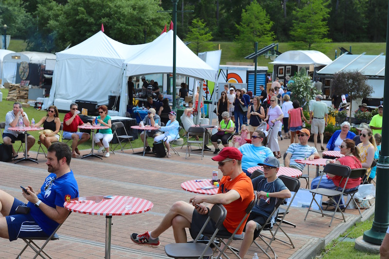the woodlands waterway arts festival 2017