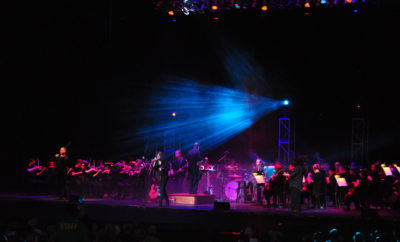 """""""Stairway to The Cynthia Woods Mitchell Pavilion"""" with The Music of Led Zeppelin April 21"""