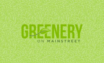 greenery mainstreet america event