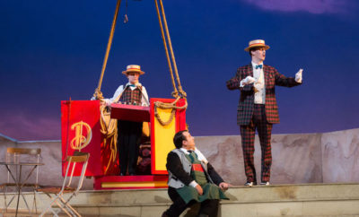 """Houston Grand Opera Brings """"The Elixir of Love"""" to The Cynthia Woods Mitchell Pavilion May 26"""