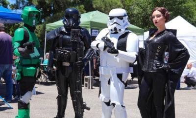 conroe star wars art festival
