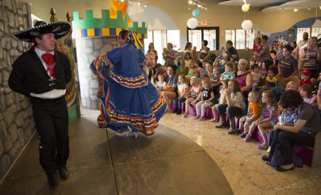 Cinco de Mayo Fiesta at The Woodlands Children's Museum