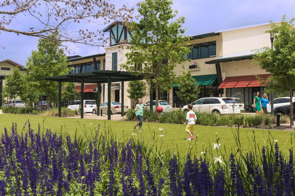 Creekside Park Village Green (1)