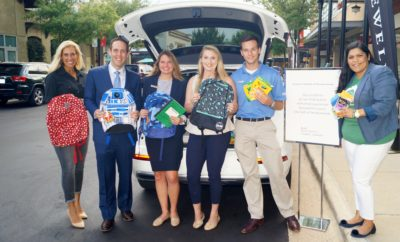 Interfaith Kicks Off School Supply and Backpack Drive