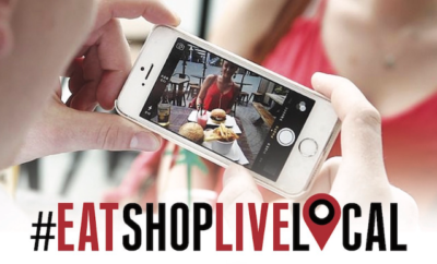 eat shop live local