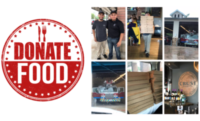 food donation the woodlands harvey