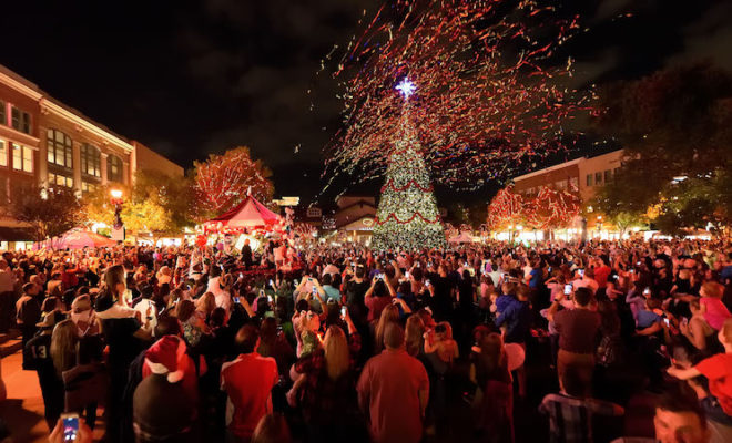 Market Street Tree Lighting Cancelled Due To Renovation
