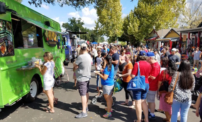 Tomball Food Truck Festival