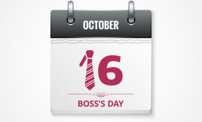 boss day calendar celebration october 16 2017