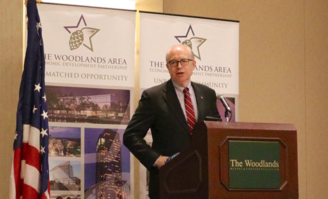 jeff moseley texas association of business econcomic development partnership the woodlands