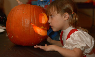 SpookTacular Workshop at The Woodlands Childrens Museum Halloween