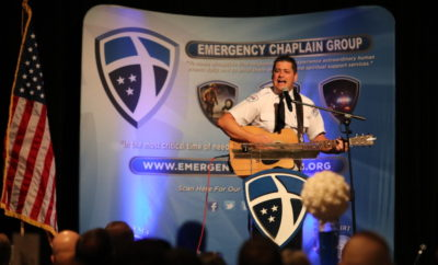 hope for heroes gala emergency chaplain group