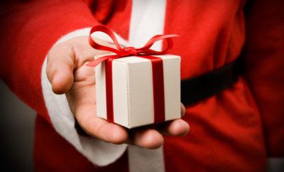 Last Minute Christmas GIft Ideas Santa Claus
