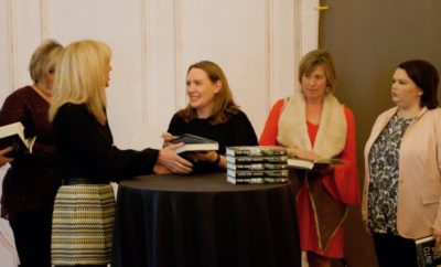 Paula Hawkins Author Series