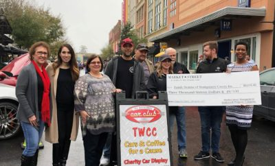 THE WOODLANDS, TX - As part of its Change for Charity initiative, Market Street recently donated more than $3,000 to Family Promise of Montgomery County, Inc.