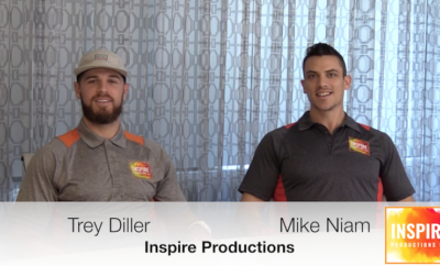 trey diller mike niam inspire productions