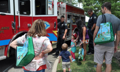 Photo: Public safety professionals will be on hand with specialized emergency vehicles and equipment at the Township's Emergency Preparedness Event on Saturday, June 9, 2018, from 10 a.m. to 1 p.m. at 2801 Technology Forest Blvd. in The Woodlands.
