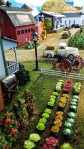 MODEL RAILROADS AND NEW EXHIBITS ON TRACK FOR ARRIVAL AT TOMBALL'S 1907 DEPOT