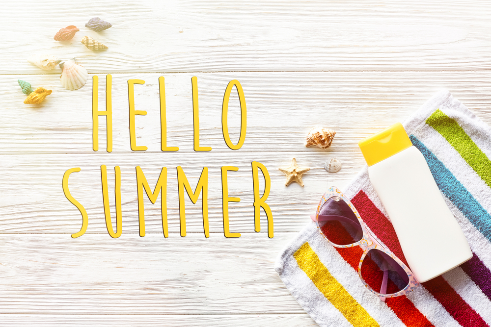 hello summer june