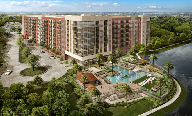 hughes landing residential apartments
