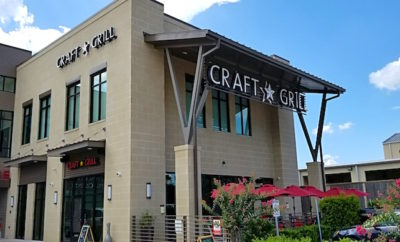 Craft Grill Hello Woodlands Nick Rama