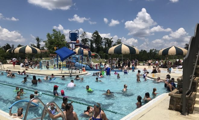 Pools And Spraygrounds Now Open Until