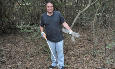 By looking out for litter along pathways, sidewalks, roadways and waterways, all residents can help make The Woodlands a beautiful place to live, work and play.