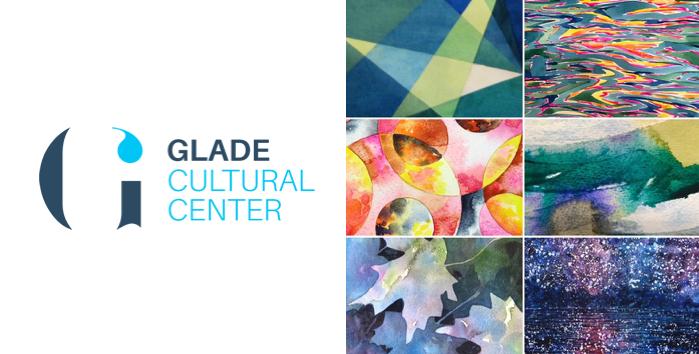watercolor art class glade cultural center