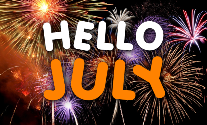 HELLO JULY 31 THINGS Hello Woodlands