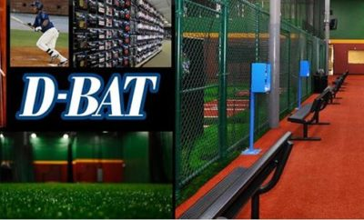 d-bat the woodlands open
