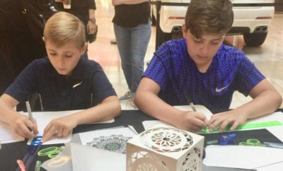 The Woodlands Arts Council 6th Annual Summer Art Workshop