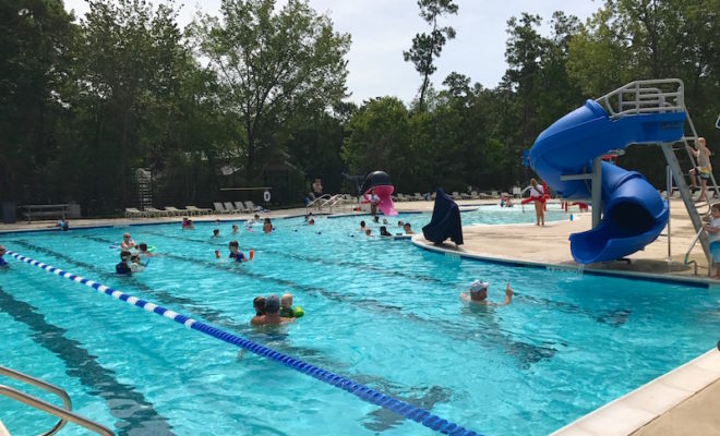 Bear Branch Pool Now Open For Summer Fun In The Woodlands Hello