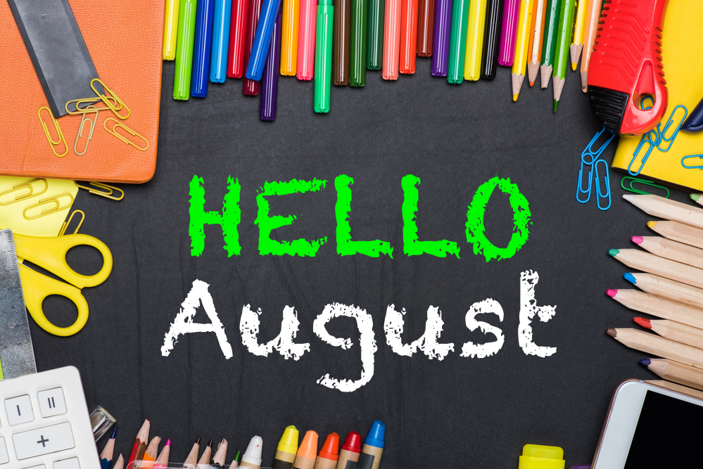 Hello August 2018 31 Things To Do Hello Woodlands