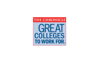 Lone Star College has, for the second year in a row, been recognized as a 2018 Great Colleges To Work For®.