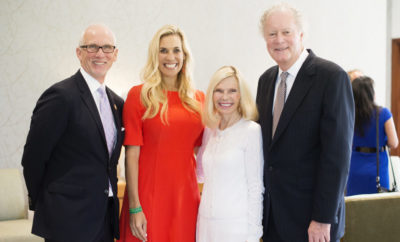 THE WOODLANDS CELEBRATION OF EXCELLENCE GALA ANNOUNCES 2018 CHAIRS honor Hometown Heroes and celebrate Interfaith's 45 Year Anniversary