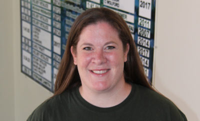 THE WOODLANDS, TX - The John Cooper School Department of Athletics has announced the appointment of Sara Bany as the new head coach for Dragon Swimming and Diving.