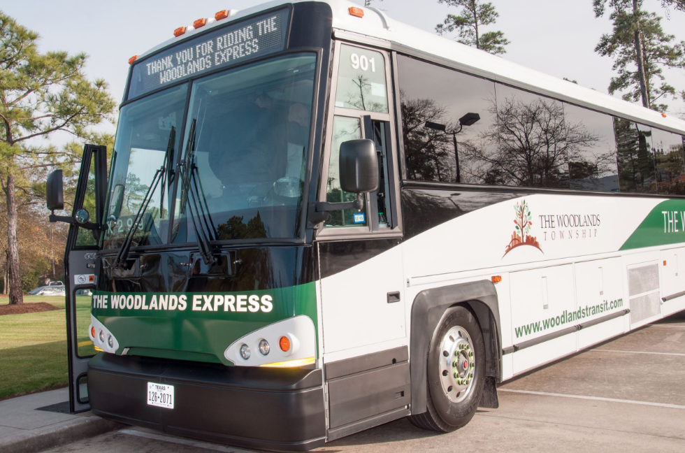 Township launches mobile ticketing for The Woodlands Express Park and Ride